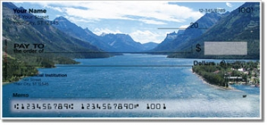 Click on Scenic Mountain Personal Checks For More Details