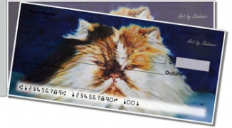 Click on Shahmiri Cats Side Tear Personal Checks For More Details