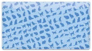 Click on Cat Wallpaper Checkbook Cover For More Details