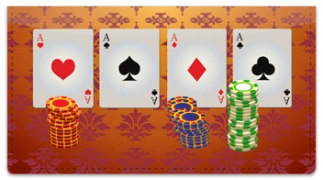Click on Casino Royal Checkbook Cover For More Details