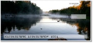 Click on Morning Fog Personal Checks For More Details