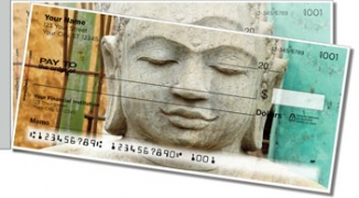 Click on Buddha Side Tear Personal Checks For More Details