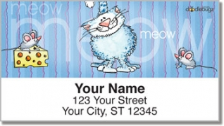 Click on Cat-n-Mouse Address Labels For More Details