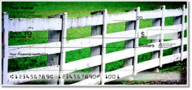 Click on Country Fence Personal Checks For More Details