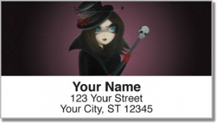 Click on Gothic Address Labels For More Details