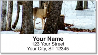 Click on Deer Address Labels For More Details