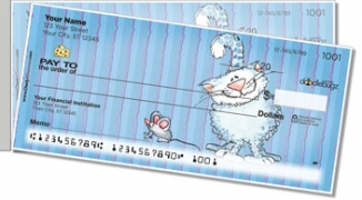Click on Cat-n-Mouse Side Tear Personal Checks For More Details