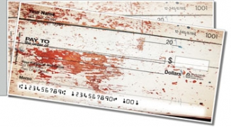Click on Antique Surface Side Tear Personal Checks For More Details