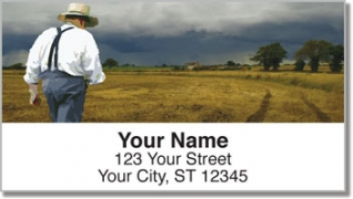 Click on Farming Address Labels For More Details