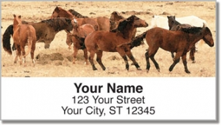 Click on Country Horse Address Labels For More Details