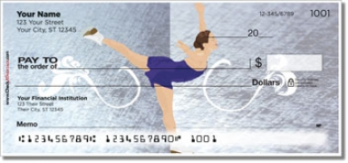 Click on Figure Skater Personal Checks For More Details
