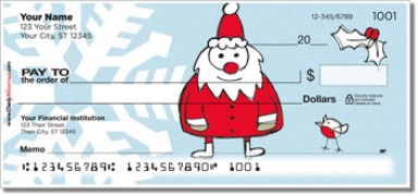 Click on Christmas Doodle Personal Checks For More Details