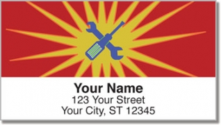 Click on Auto Body Address Labels For More Details