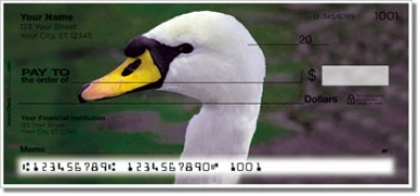 Click on Swan Song Personal Checks For More Details