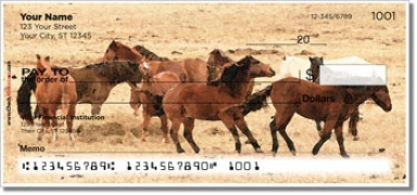 Click on Country Horse Personal Checks For More Details