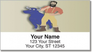 Click on American Folklore Address Labels For More Details