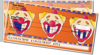 Click on Carnival Fun Side Tear Personal Checks For More Details