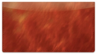 Click on Amber Light Wave Checkbook Cover For More Details