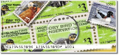 Duck Stamp Personal Checks