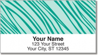 Click on Colorful Animal Print Address Labels For More Details