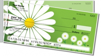 Click on Changing Seasons Side Tear Personal Checks For More Details