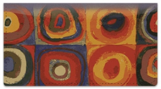 Click on Abstract Art Checkbook Cover For More Details