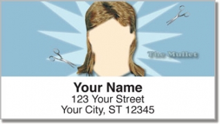 Click on Cool Hairstyle Address Labels For More Details
