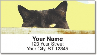 Click on Sleepy Cat Address Labels For More Details