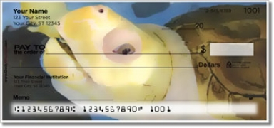 Click on Sea Turtle Personal Checks For More Details