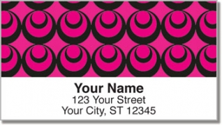 Click on Pink Party Address Labels For More Details