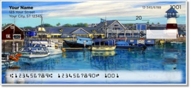 Click on Harbors and Piers Personal Checks For More Details