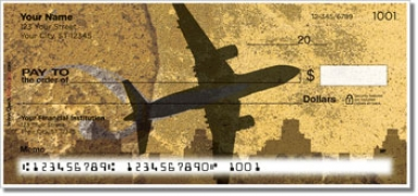 Click on Airplane Personal Checks For More Details