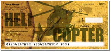 Click on Helicopter Personal Checks For More Details