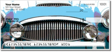 Click on Classic Car Personal Checks For More Details
