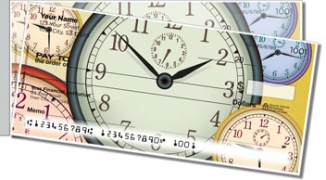 Click on Clock Face Side Tear Personal Checks For More Details