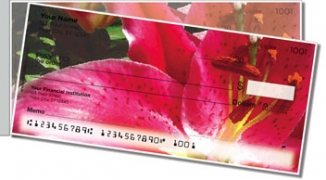 Click on Bulone Floral Side Tear Personal Checks For More Details