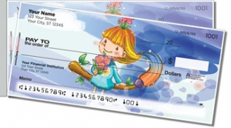 Click on Glad Kid Side Tear Personal Checks For More Details