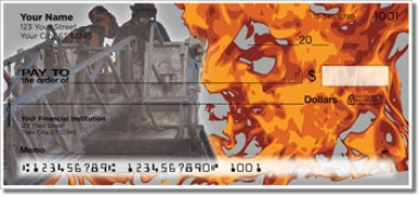 Click on Fire Department Personal Checks For More Details