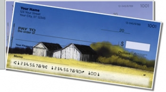 Click on Blue Sky Barn Side Tear Personal Checks For More Details
