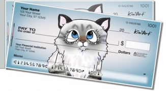 Click on Cat Series 2 Side Tear Personal Checks For More Details