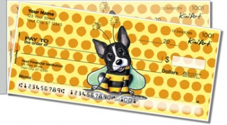 Click on Bee Series Side Tear Personal Checks For More Details