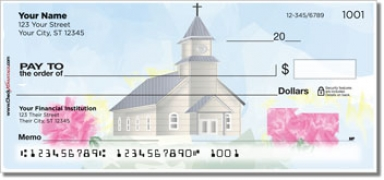 Click on House of Prayer Personal Checks For More Details