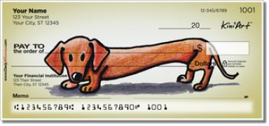 Click on Doxie Series Personal Checks For More Details