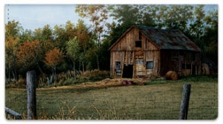 Click on Summer Farm Checkbook Cover For More Details