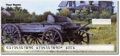 Click on Wagon Personal Checks For More Details