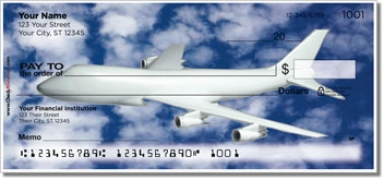 Click on Friendly Sky Personal Checks For More Details