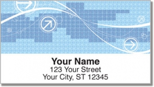 Click on Arrow Pattern Address Labels For More Details