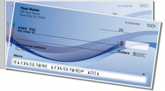 Click on Blue Wave Side Tear Personal Checks For More Details