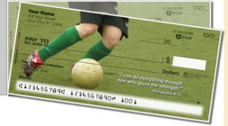 Click on Sports Scripture Side Tear Personal Checks For More Details