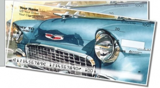 Click on Classic Chrome Side Tear Personal Checks For More Details
